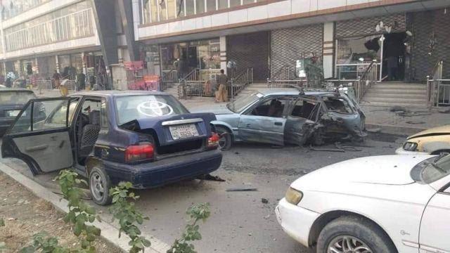 حمله موشکی به کابل ۵ کشته بر جای گذاشت؛ یک موشک به سفارت ایران برخورد کرد