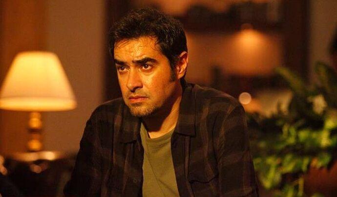 شهاب حسینی بهترین بازیگر مرد