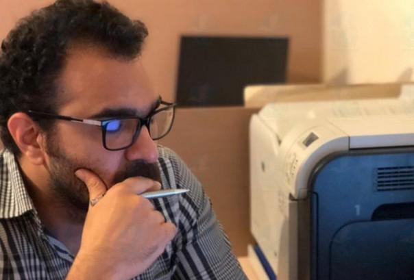 آرش گنجی، مترجم ایرانی، به ۱۱ سال زندان محکوم شده است