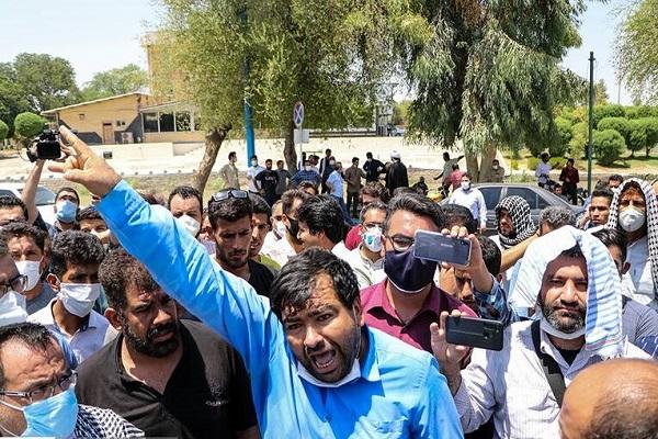 رضا الکثیر کارگر اخراجی هفتتپه خودکشی کرد.