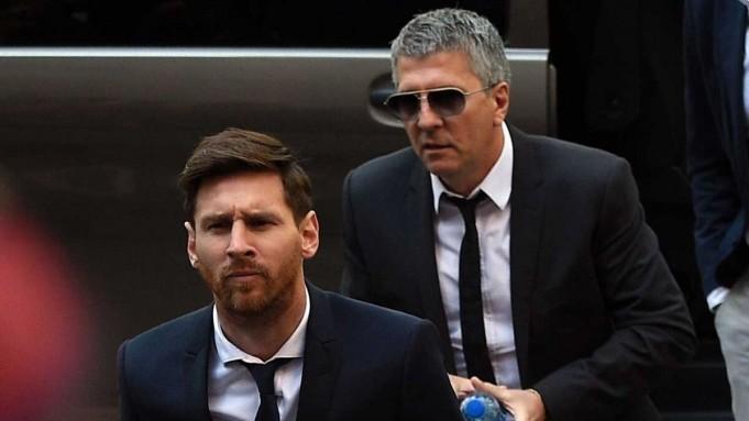 پدر مسی: برگزاری جلسات با باشگاه PSG شایعات است