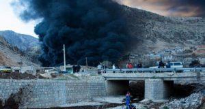 یک مقام ایرانی اعلام کرد که هیچ امکاناتی برای بهره برداری از نفت در مرکز کشور وجود ندارد