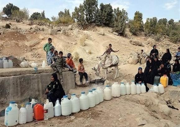 روستاییان در بلوچستان ، ایران بدون وطن و بی آب هستند