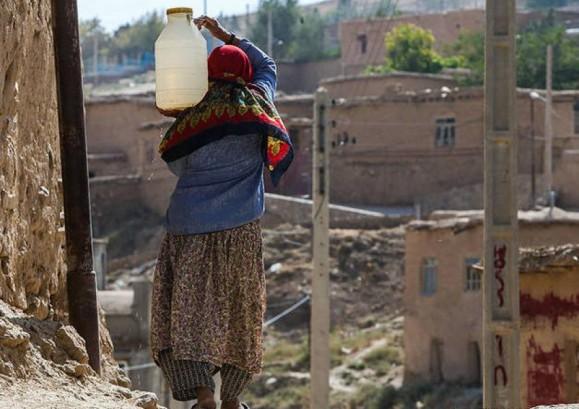 ۴ میلیون روستایی از آب سالم و پایدار محروم هستند