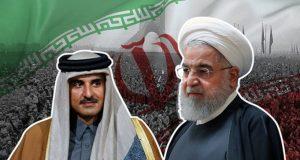 حمایت قطر از ایران