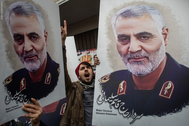 سالگرد درگذشت سلیمانی ... قطر قصد دارد نام خیابانی را