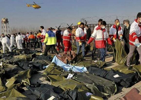 تهران از پرداخت 150 هزار دلار برای قربانیان هواپیمای اوکراین خبر داد
