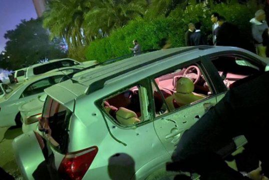 واشنگتن: بمباران منطقه سبز در بغداد توسط شبه نظامیان مورد حمایت ایران انجام شد