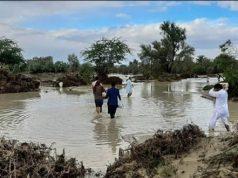 افزایش مناطق درگیر با سیل در ایران