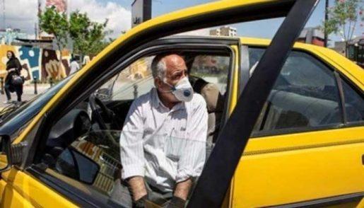 بیش از ۹۰ راننده تاکسی بر اثر ابتلا به کرونا فوت کردهاند
