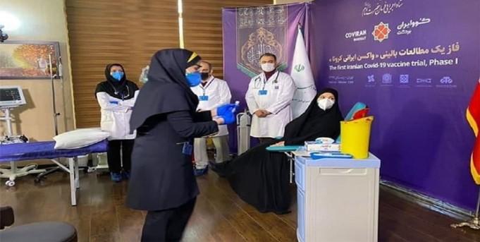 همزمان با نگرانی شهروندان ، ایران کارزاری را به نفع واکسن محلی کرونا آغاز می کند