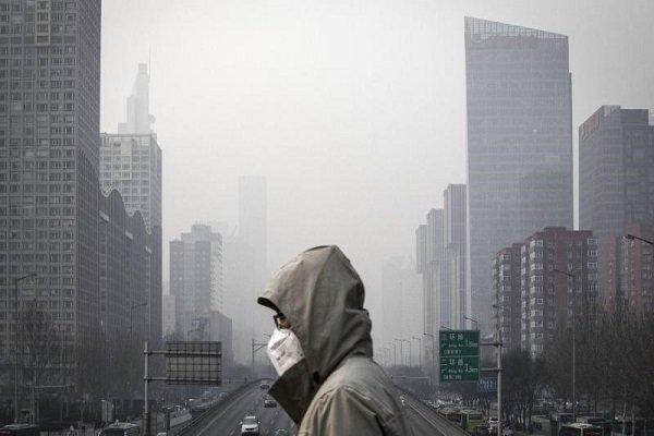 آلودگی هوا به میزان خطر در تهران و تعدادی از استانهای ایران میرسد