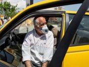 بیش از ۹۰ راننده تاکسی به دلیل کرونا جان خود را از دست می دهند