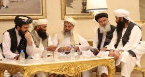 دیدار طالبان با پدرخواندهی خود در تهران!