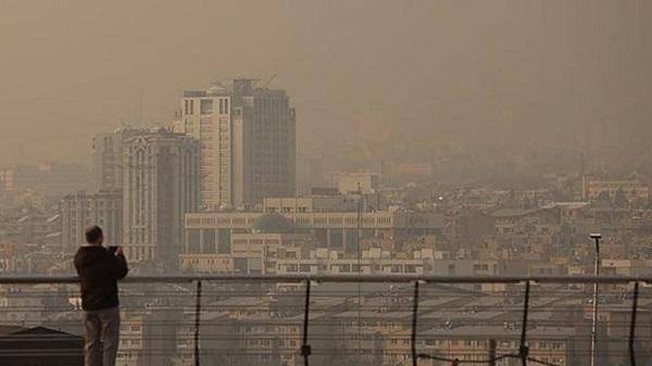 زنگ خطر آلودگی