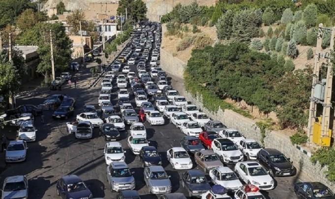 تردد به استان های