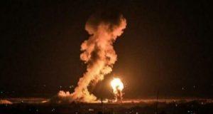 ۵ سوری و ۱۱ نیروی طرفدار ایران در یک حمله هوایی در شرق سوریه کشته شدند