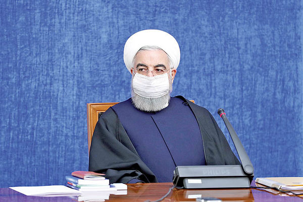 روحانی : ما تلاش می کنیم واکسیناسیون را طی دو ماه آینده آغاز کنیم
