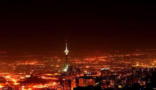 آژیر خطر در غرب تهران