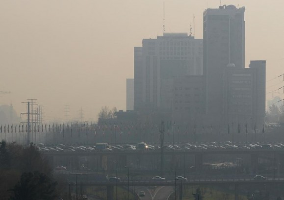 هشدار هواشناسی درباره آلودگی هوا در ۷ شهر ایران