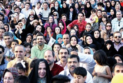 افزایش جمعیت ایران به ۱۵۰ میلیون نفر است