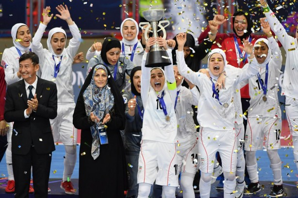 تیم ملی فوتسال زنان