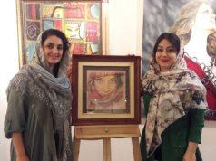 نمایشگاه انفرادی نقاشی