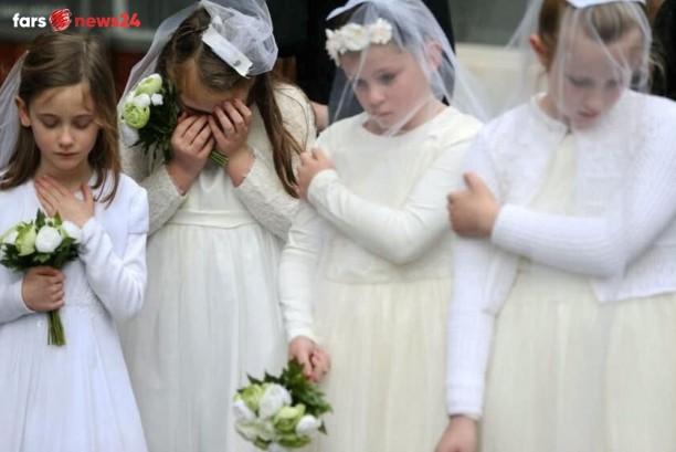 ازدواج كودكان