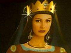 نخستن پادشاه زن در ایران
