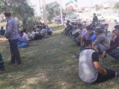 اعتصاب کارگران