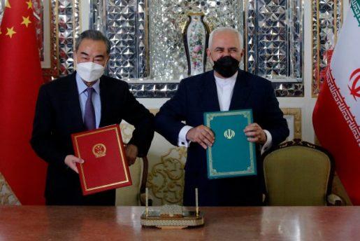 قرارداد ۲۵ سالهٔ ایران و چین