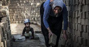 کارگران زن ایرانی