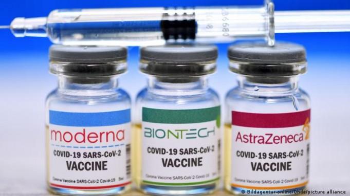 واکسنهای آسترازنکا و اسپوتنیک