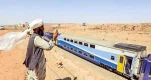 خط آهن ایران-افغانستان