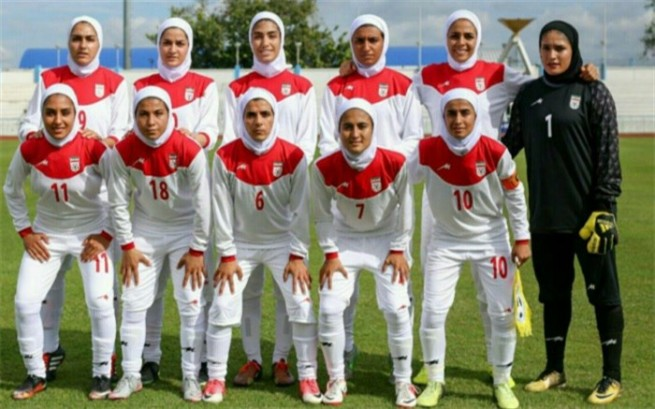 اعضای تیم ملی فوتبال