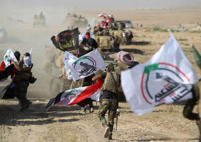 گروه های شبه نظامی تحت حمایت ایران