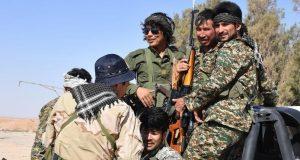 نیروهای نظامی ایران