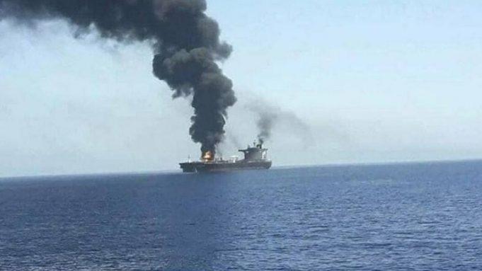 حمله به کشتی