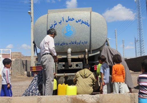 بی آبی خوزستان