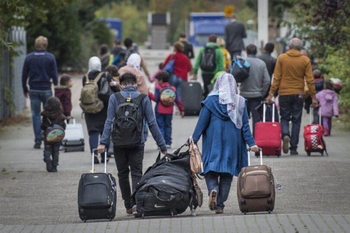 مهاجرت پناهجویی