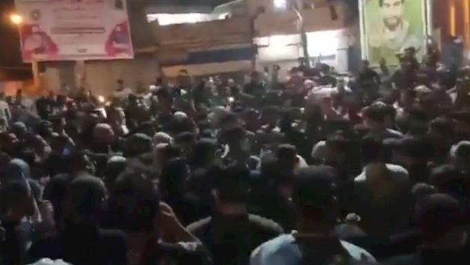 تظاهرات اعتراضی