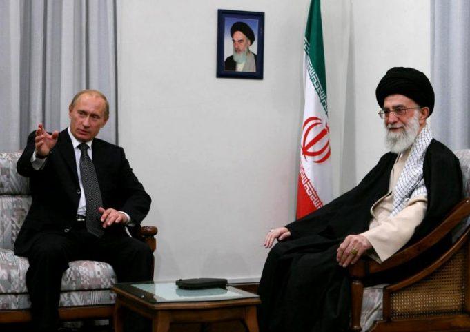 ايران و روسيه