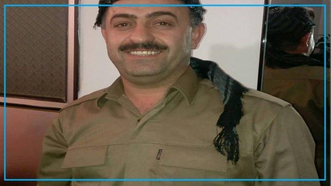 اعدام زندانی سیاسی