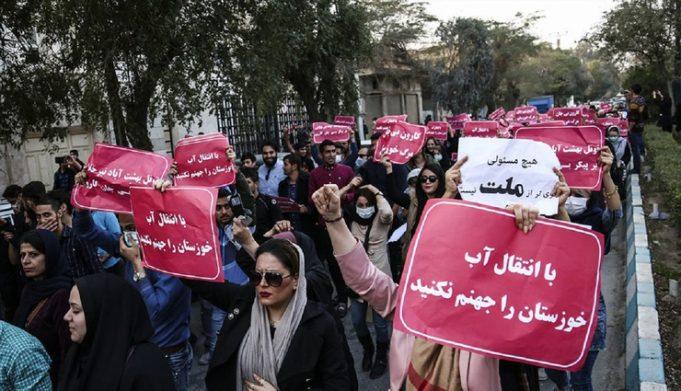 بازداشتیهای اعتراضات خوزستان
