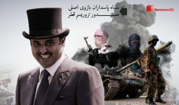 صدور تروریسم