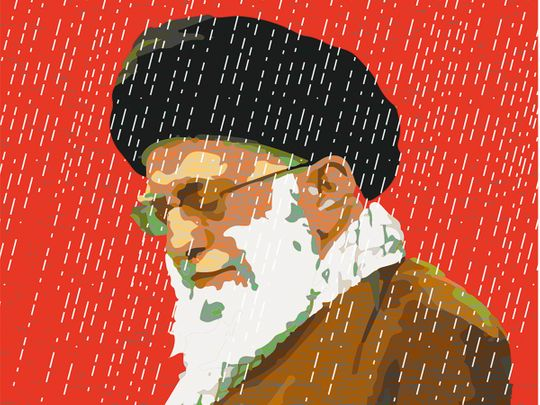 مداخله خامنهای