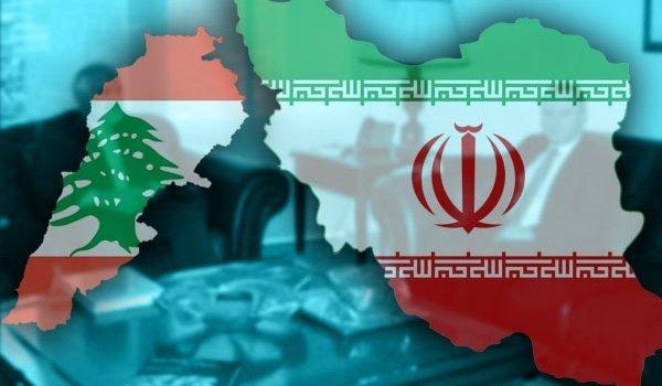 نفت به لبنان