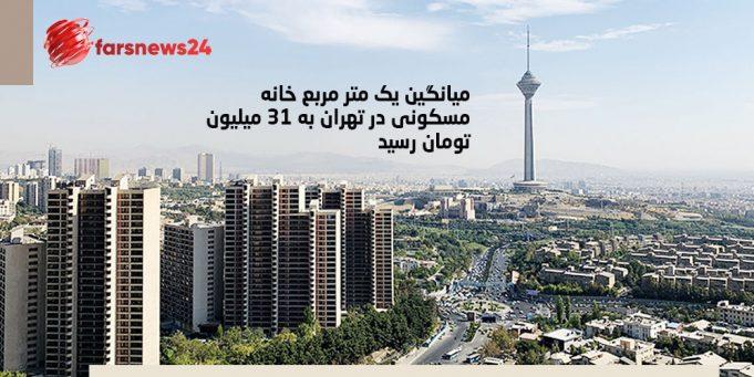 خانه مسکونی در تهران