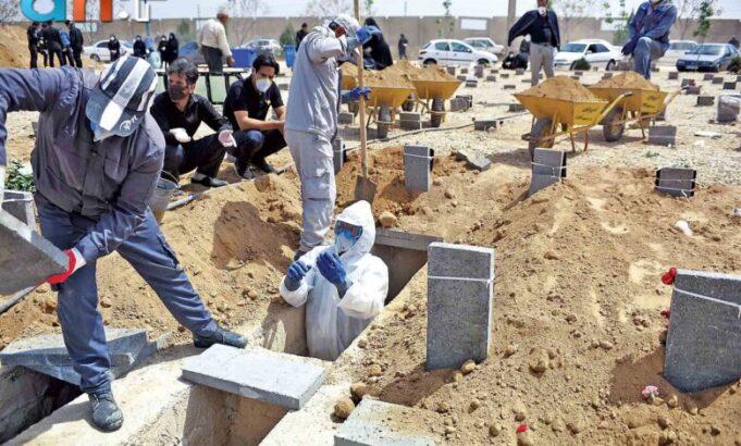 مرگ و میر در ایران