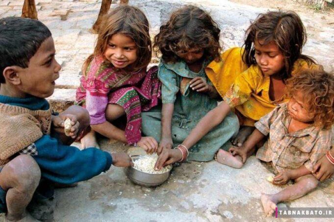 سوءتغذیه کودکان